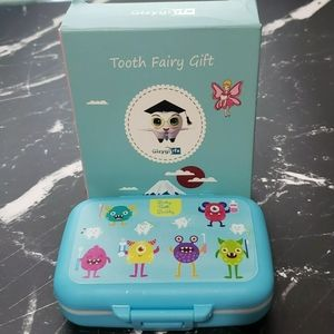 Tooth Fairy Gift Container Baby Tooth Buddy